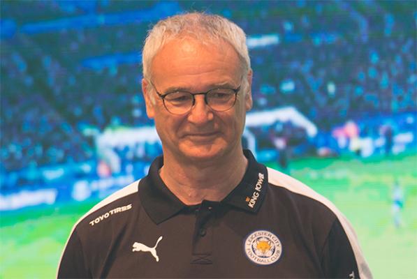 Ranieri: Kocham Wasilewskiego. To serce i dusza Leicester