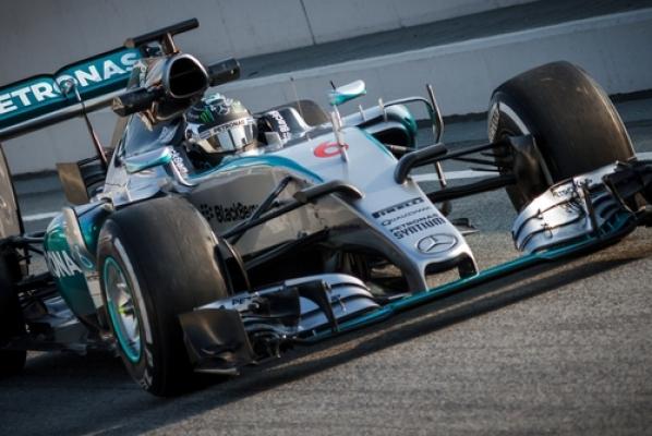 F1: Rosberg z pole position w GP Niemiec