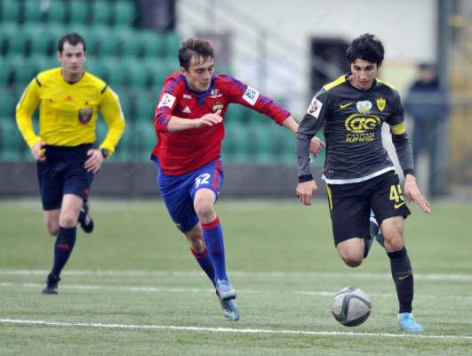 Rosja: Anży remisuje z CSKA Moskwa