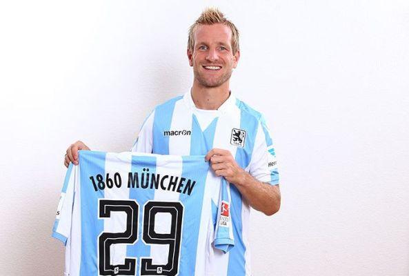 Skrzydłowy Eintrachtu przeszedł do TSV Monachium
