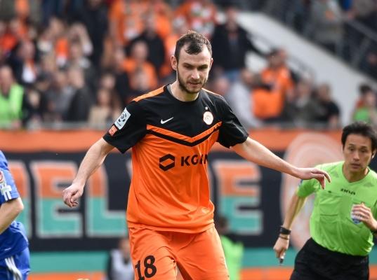 Trzecie zwycięstwo Zagłębia Lubin, piękny gol Starzyńskiego! [VIDEO]