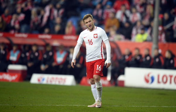 Z kim Błaszczykowski powalczy o miejsce w składzie Wolfsburga?