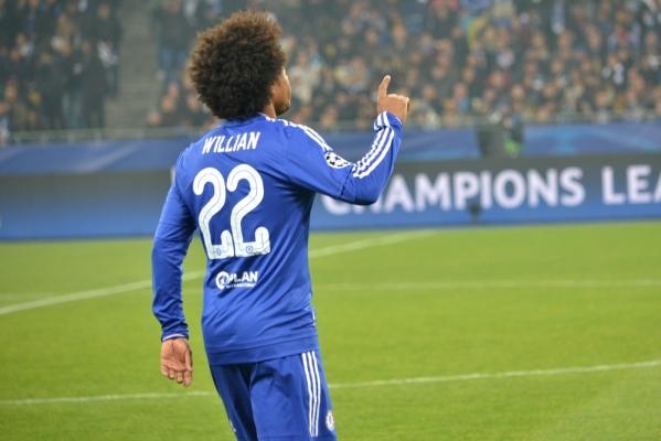 Willian: Mamy szansę na trofea już w tym sezonie