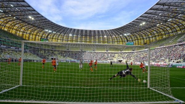 Ekstraklasa: Lechia testuje serbskiego napastnika