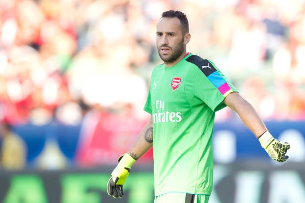 David Ospina nie zamierza odchodzić z Arsenalu