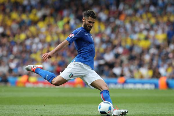 Antonio Candreva: Zawsze chciałem przejść do Interu