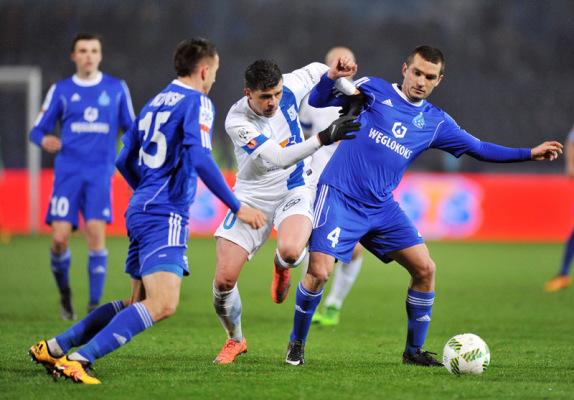 Nowy piłkarz w Ruchu Chorzów