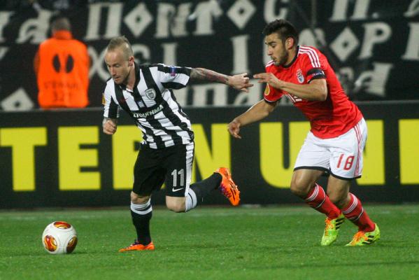 Milan i Monaco chcą skrzydłowego Benfiki