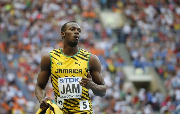 Bolt zapowiada świetne wyniki: Wszyscy poczują mój gniew