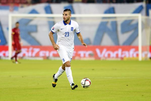 Torino podpisało kontrakt z reprezentantem Grecji