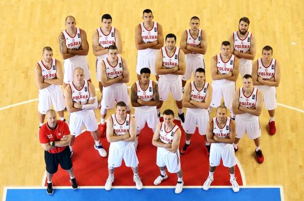 Koszykówka: Wygrana Polaków z Holendrami w sparingu