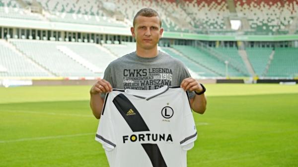Legia kupiła obrońcę Zagłębia Lubin