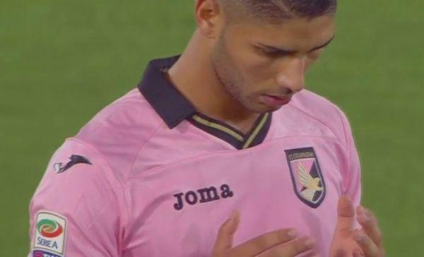 Obrońca Palermo zagra w Premier League?