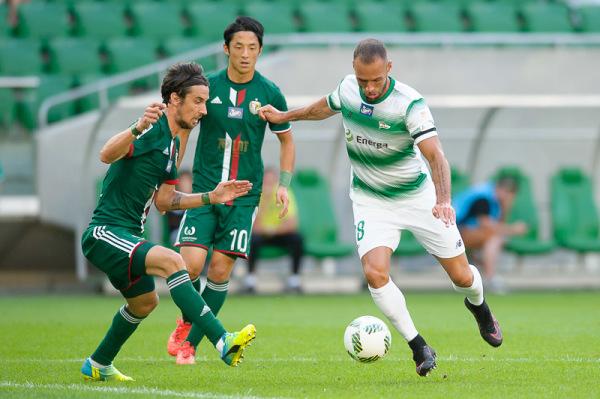 Alvarinho: Trzeba zacząć strzelać bramki