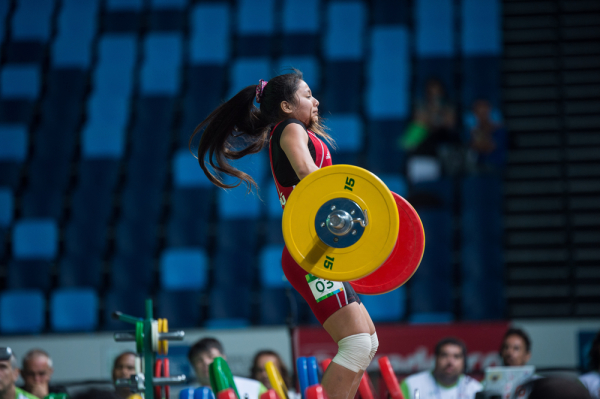 Sztangistka zadowolona z czwartego miejsca: Poczekajmy na wyniki kontroli dopingowej