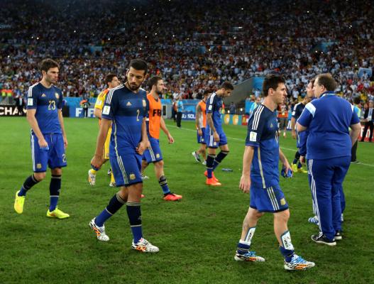 Argentyna odpadła z igrzysk! Nie poradziła sobie z Hondurasem