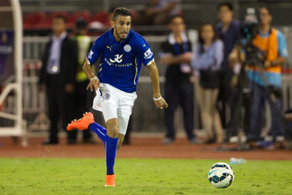 Media: Mahrez zostaje w Leicester City