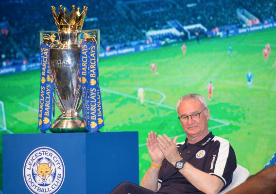 Ranieri: Kolejne mistrzostwo? Prędzej kosmici wylądują w Londynie