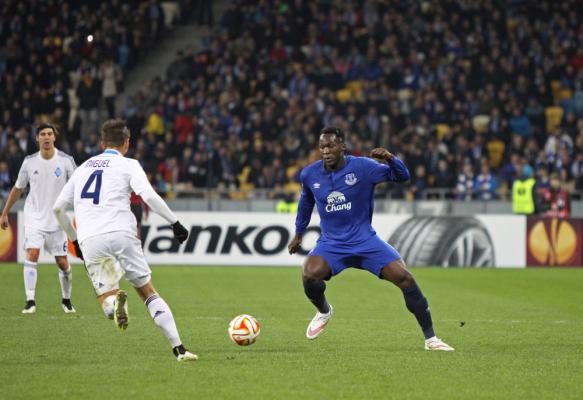 Lukaku może nie zagrać z Tottenhamem