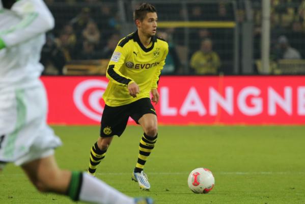Pomocnik Borussii Dortmund wzmocnił Lazio