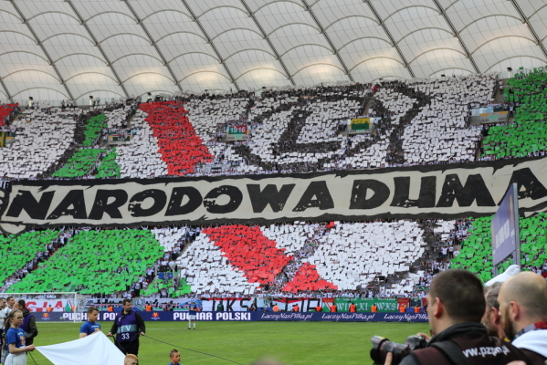 Legia wykupi Mazka z Ruchu Chorzów?