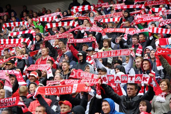 Spartak Moskwa zremisował w Kazaniu z Rubinem