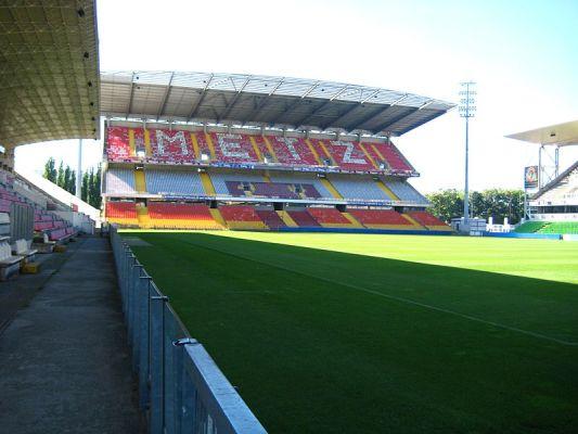 Metz po emocjonującym spotkaniu wygrał z Lille