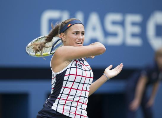 Kerber nie dała rady Portorykance, niespodzianka w finale singlistek