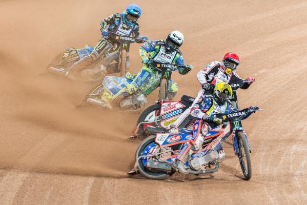 Żużlowe Grand Prix Szwecji przełożone na niedzielę