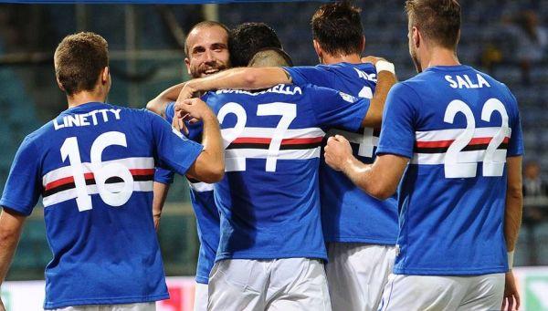 Dobra gra i asysta Linettego w Pucharze Włoch [VIDEO]