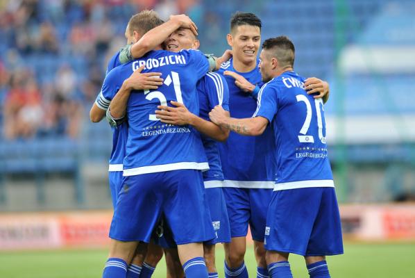 Grodzicki: Zwycięstwo pomoże drużynie w kolejnych spotkaniach