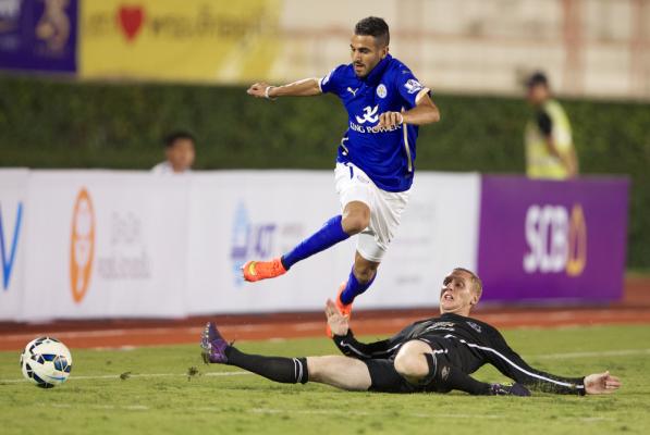Mahrez: Są kluby, które mogą mnie skusić do transferu