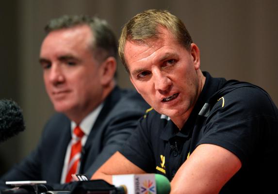 Brendan Rodgers: Najważniejsze, aby nie stracić gola