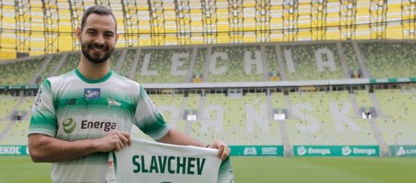 Pomocnik Sportingu w Lechii Gdańsk