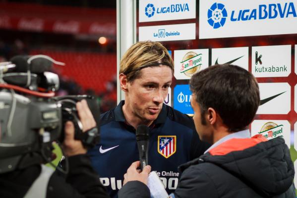 Fernando Torres: To Liverpool mnie zdradził