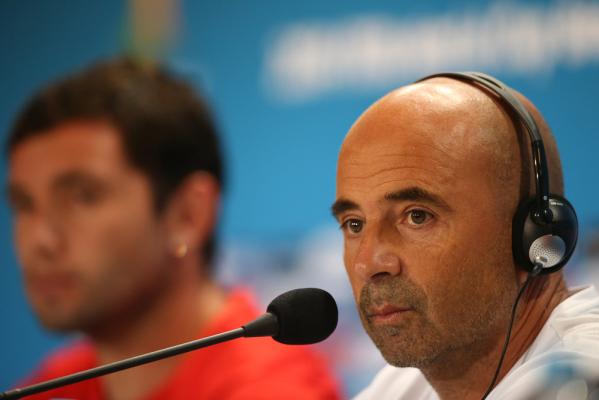 Sampaoli: Dominowaliśmy nad Barceloną w pierwszej połowie