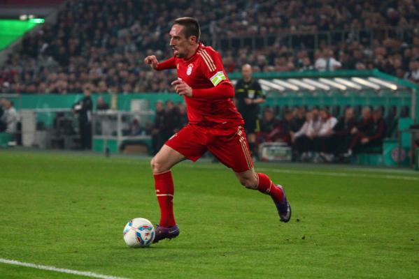 Lahm i Ancelotti potępili zachowanie Ribery'ego