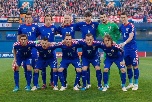 El. MŚ: Kadra Chorwacji na mecz z Turcją