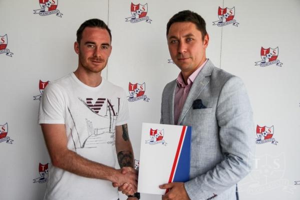 Janota został piłkarzem Podbeskidzia Bielsko-Biała