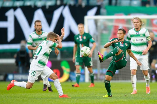 Piłkarz Śląska: Chcemy pokazać, że jesteśmy mocni