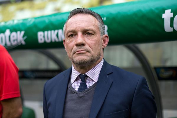 Nowak przed meczem z Jagiellonią: Jestem optymistą