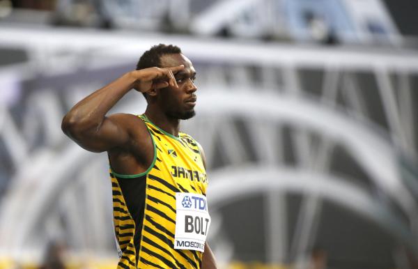 Usain Bolt z dziewiątym złotem na igrzyskach! Zrównał się z legendami