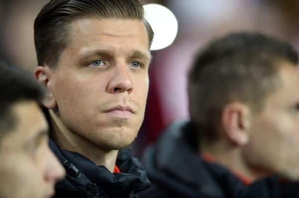 Trener Romy o Szczęsnym: Nie zagrał, bo zbyt wiele nie trenował