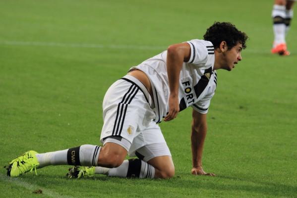 Guilherme już normalnie trenuje z Legią