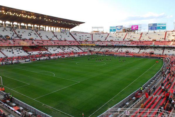 Wielkie strzelanie i zwycięstwo Sevilli z Espanyolem