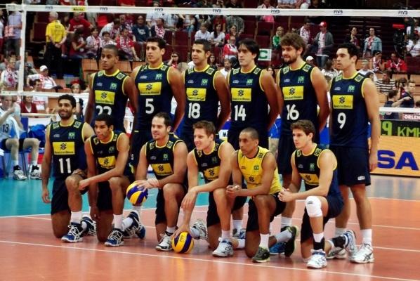 Brazylia mistrzem olimpijskim w siatkówce mężczyzn