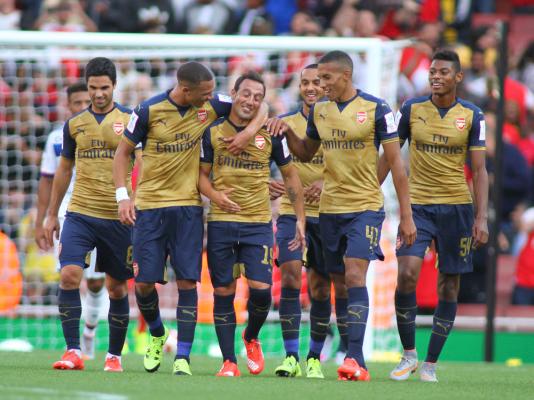Vieira: Arsenalowi brakuje siły i osobowości