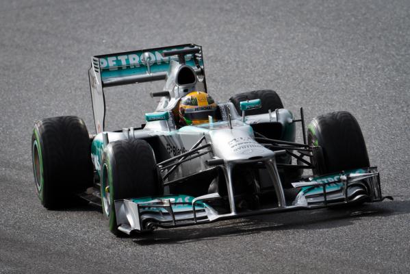 F1: Hamilton z nowym silnikiem na GP Włoch
