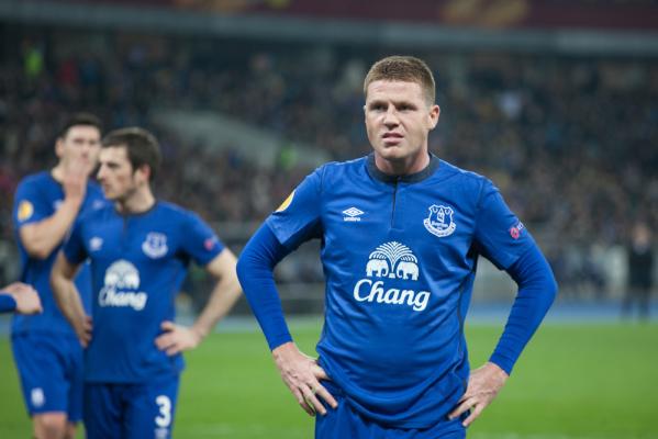 James McCarthy odejdzie z Evertonu?