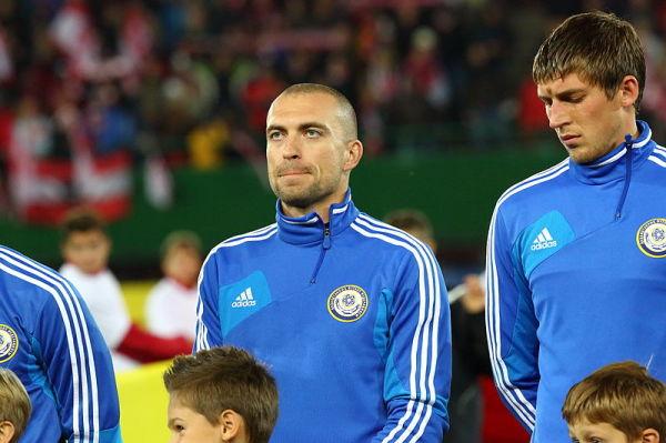 El. MŚ: Kadra Kazachstanu na mecz z Polską
